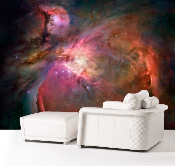 Orion Nebula 12' x 9' (3,66m x 2,75m)