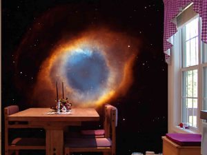 NGC7293 the Helix Nebula 7.5' x 8' (2,29m x 2,44m)
