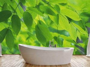 Green Leaves 12' x 8' (3,66m x 2,44m)