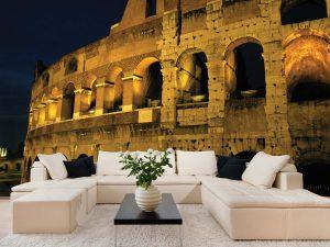 Rome Colosseum 12' x 8' (3,66m x 2,44m)