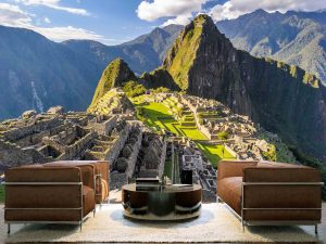 Machu Picchu 12' x 8' (3,66m x 2,44m)