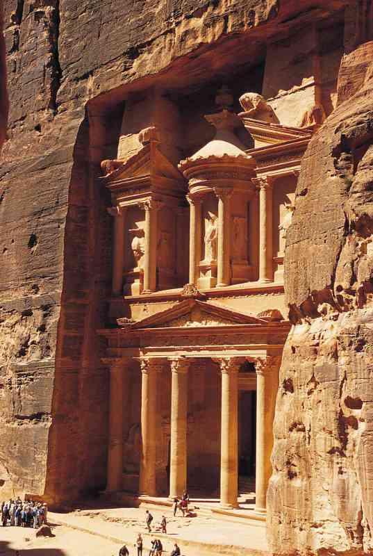 Petra, Jordan 6' x 9' (1,83m x 2,75m)