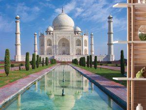 Taj Mahal 7.5' x 8' (2,29m x 2,44m)