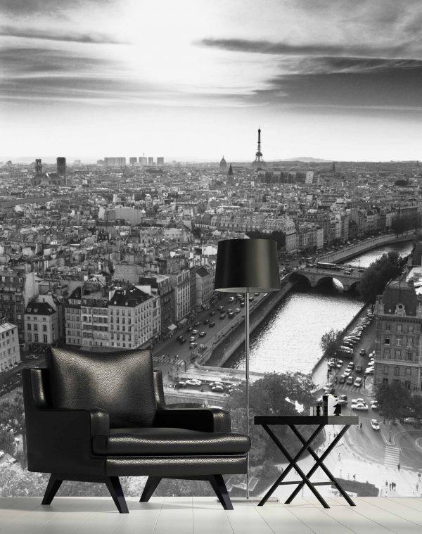 Paris 6' x 8' (1,83m x 2,44m)