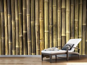 Bamboo Wall 12' x 8' (3,66m x 2,44m)