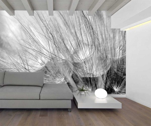 Make a Wish (Black and White) 12' x 8' (3,66m x 2,44m)