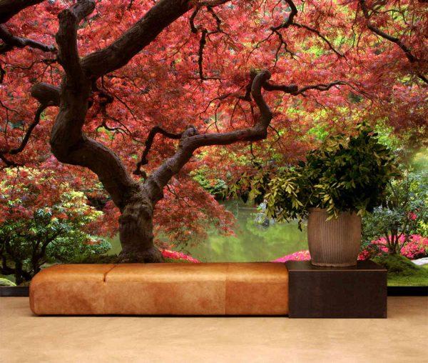 Japanese Garden 12' x 8' (3,66m x 2,44m)