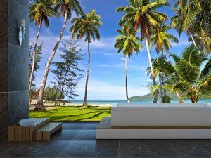 Caribbean Beach 12' x 8' (3,66m x 2,44m)