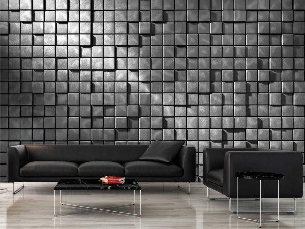 3D Cubes 12' x 9' (3,66m x 2,75m)
