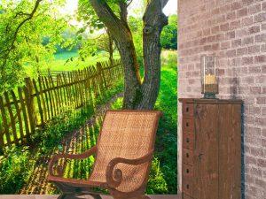 Garden Fence 6' x 8' (1,83m x 2,44m)