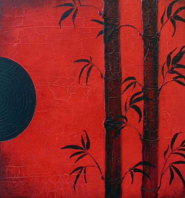 Land of the Rising Sun 7.5' x 8' (2,29m x 2,44m)