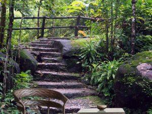 Natural Stone Stairs 6' x 8' (1,83m x 2,44m)