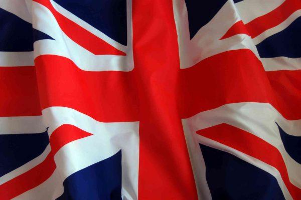 Union Jack 12' x 8' (3,66m x 2,44m)