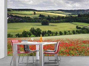 English Countryside 12' x 8' (3,66m x 2,44m)