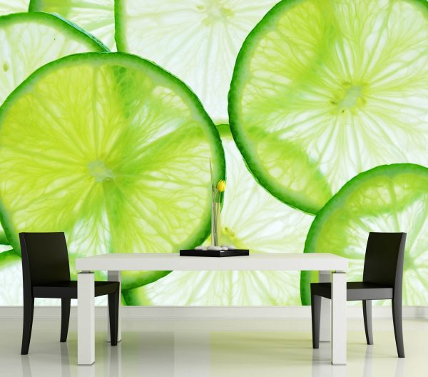 Lime Slices 10.5' x 8' (3,20m x 2,44m)