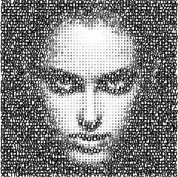 Text Face 7.5' x 7.5' (2,29m x 2,29m)