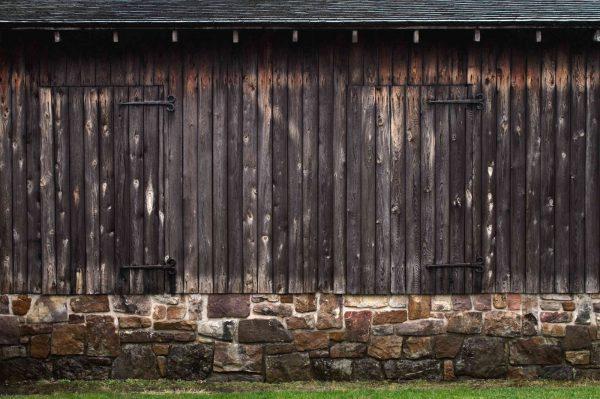Barn Doors 12' x 8' (3,66m x 2,44m)