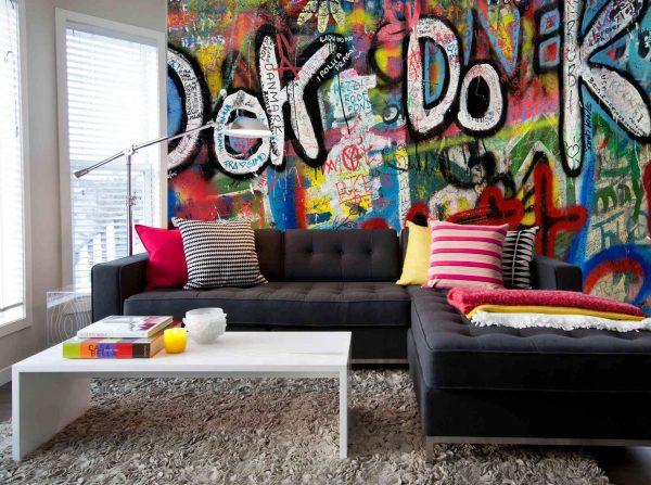 Graffiti Ok Do K 12' x 8' (3,66m x 2,44m)
