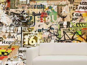 Street Art 9' x 9' (2,75m x 2,75m)