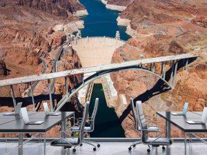 Hoover Dam 10.5' x 8' (3,20m x 2,44m)