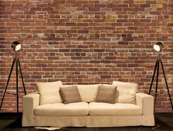 Not Just Another Brick on the Wall 12' x 8' (3,66m x 2,44m)