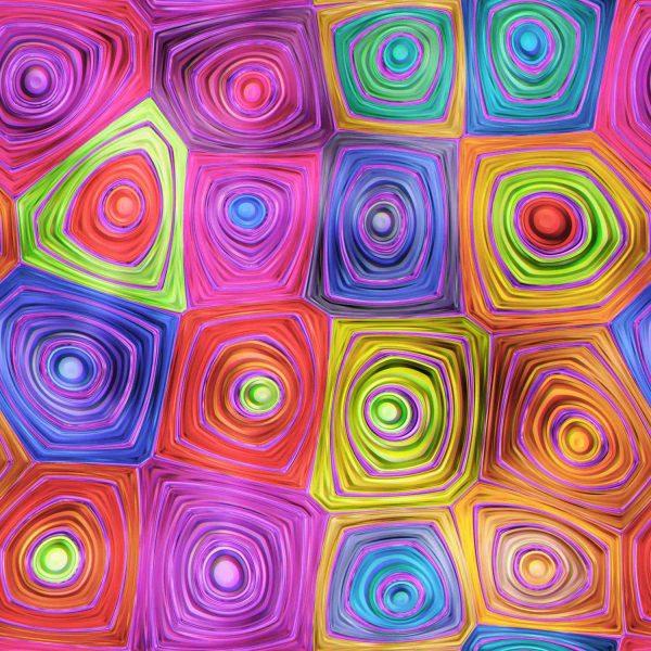 Hypnosis 9' x 9' (2,75m x 2,75m)