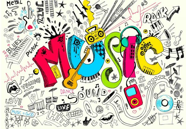 Let's Get Musical 12' x 8' (3,66m x 2,44m)