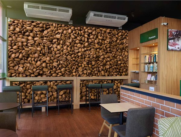 Coffee Beans 12' x 8' (3,66m x 2,44m)