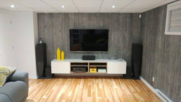 Concrete Planks 19.5' x 9' (5,94m x 2,75m)