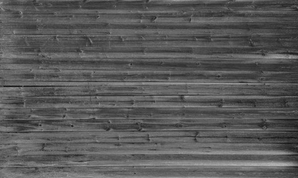 Horizontal Barn Wall (Black and White) 15' x 9' (4,57m x 2,75m)