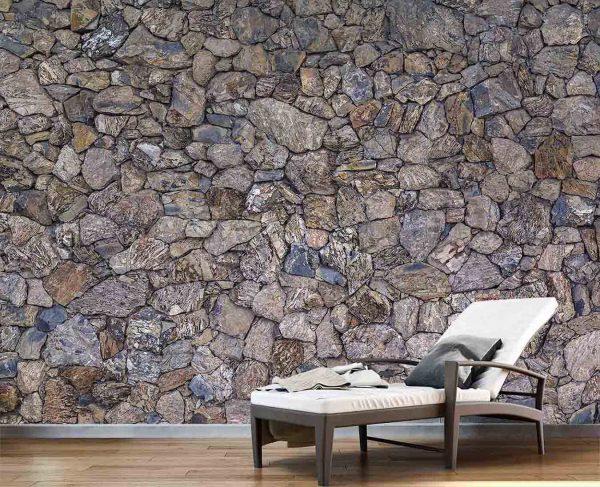 Dry Stone Wall 12' x 8' (3,66m x 2,44m)
