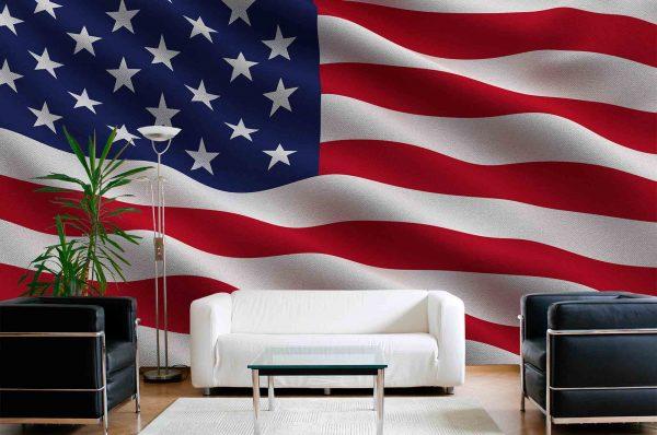 American Flag 13.5' x 8' (4,11m x 2,44m)
