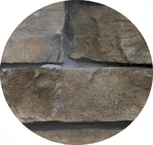 Stacked Stones 12' x 8' (3,66m x 2,44m)