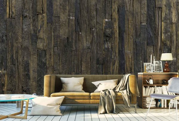 Antique Wood 12' x 9' (3,66m x 2,75m)