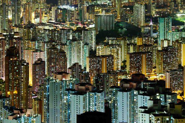 Hong Kong 12' x 8' (3,66m x 2,44m)