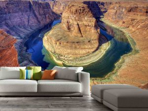 Horseshoe Bend, Arizona 12' x 8' (3,66m x 2,44m)