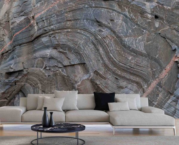 Canadian Shield Swirl 10.5' x 8' (3,20m x 2,44m)