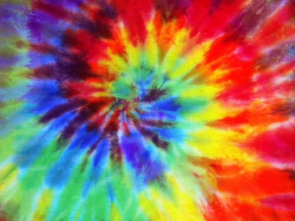 Tie-Dye Fabric 10.5' x 8' (3,20m x 2,44m)