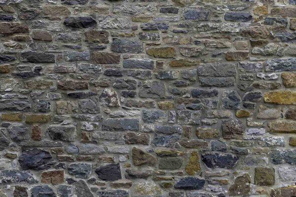 Stone Wall 12' x 8' (3,66m x 2,44m)
