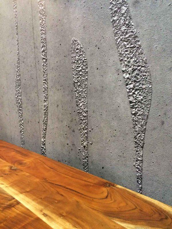 Concrete Waves 12' x 9' (3,66m x 2,75m)