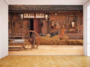 Small Barn 12' x 8' (3,66m x 2,44m)