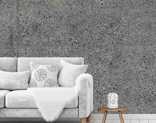 Concrete with Pebbles 18' x 9' (5,50m x 2,75m)