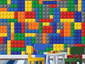 Toy Building Blocks 9' x 9' (2,75m x 2,75m)