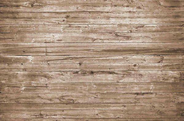 Horizontal Old Barn Wood (Brown) 12' x 8' (3,66m x 2,44m)
