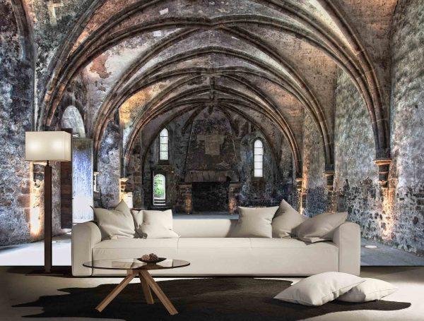 Medieval Great Hall 12' x 8' (3,66m x 2,44m)