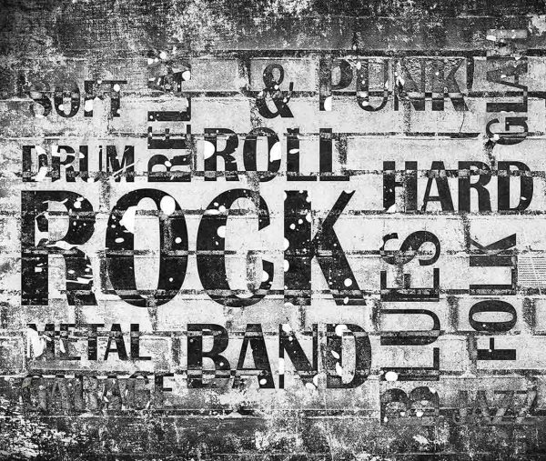 Hard Rock Music 10.5' x 9' (3,20m x 2,75m)