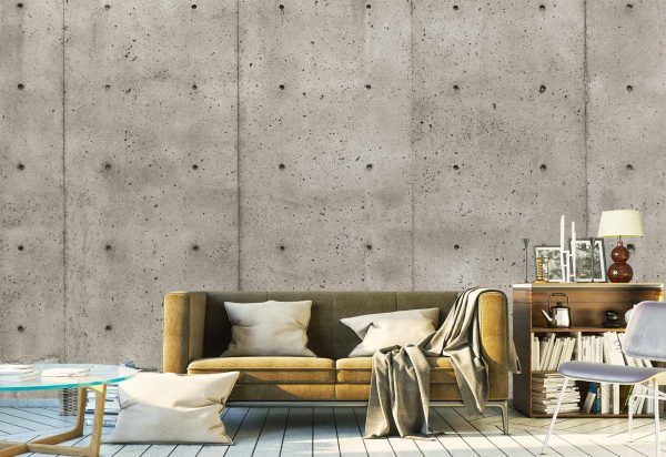 Sand Colored Concrete Wall (HD) 12' x 8' (3,66m x 2,44m)