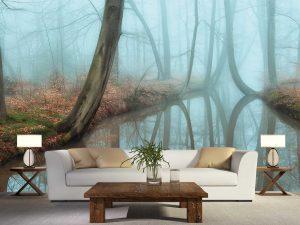 Mirror Forest 12' x 8' (3,66m x 2,44m)