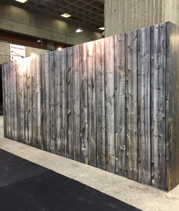 Old Planks 19.5' x 9' (5,94m x 2,75m)