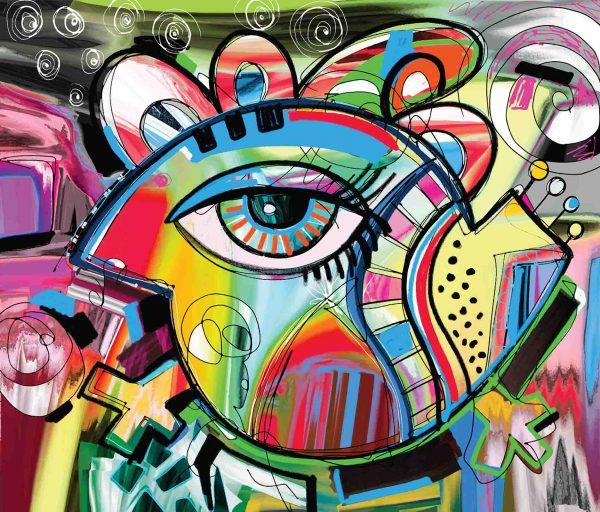 Picasso 10.5' x 9' (3,20m x 2,75m)
